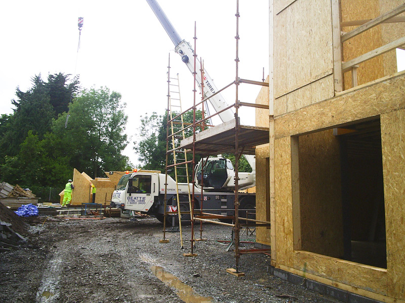 Sips Panels Structural Insulated Panels Uk Insulation
