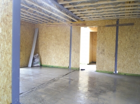 eco-joist system, sips panels