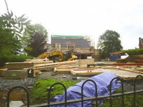foundations self build homes