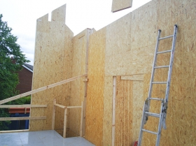 Creative space structural insulated panels