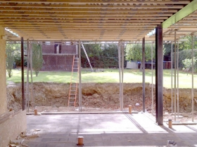 Creative Space for self build homes - structural insulated panels 00564 00560
