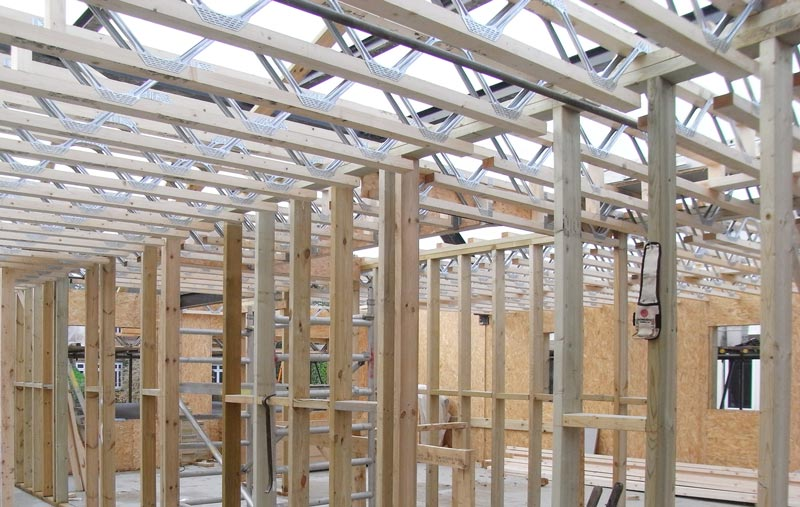 Sips panels structural insulated panels uk insulation for Building sips