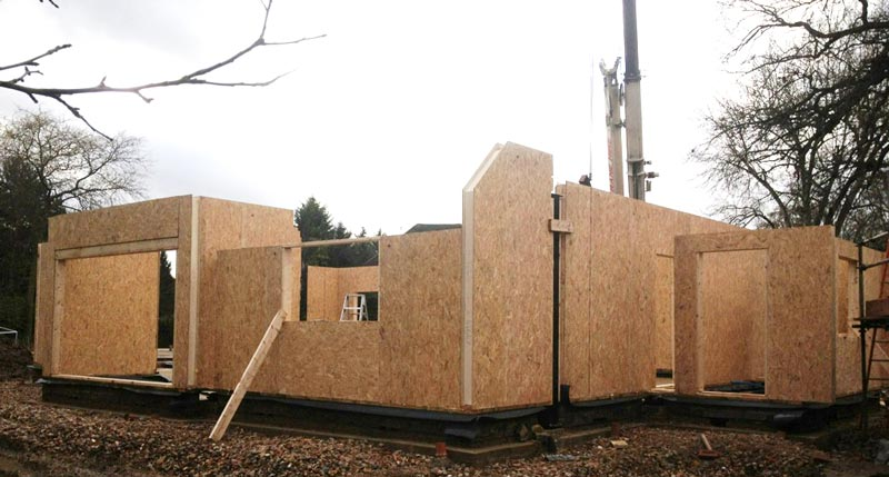 Easy build process structural insulated panels sips for How to build with sips