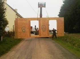france self build project 072-2