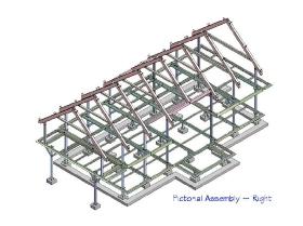 structure steelwork