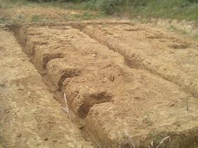 self build foundations