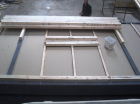 france self build project
