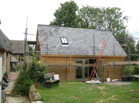 self build, insulated structural panels