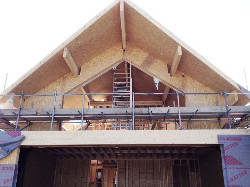 Speed Of Build Structural Insulated Panels Sips Sip