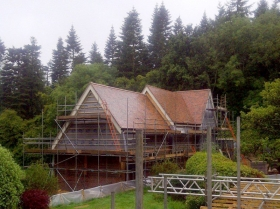 Heatherfield self building development project
