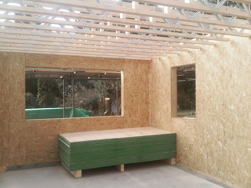 eco-joists and panels