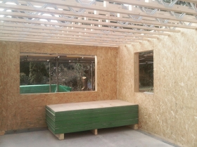 eco-joists and panels