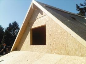 Structural insultated panels