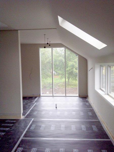 Creative Space internal building development project 00122