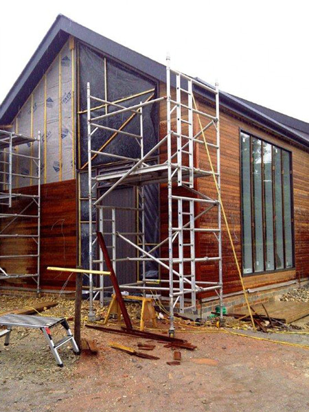 Creative Space self build sustainable homes