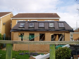 Reford - home extension strucural development