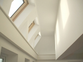 Reford - home extension self build internal