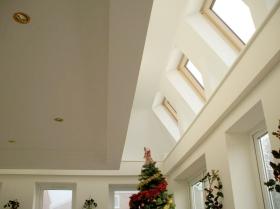 Reford - home extension self build internal windows