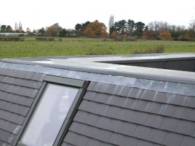 Reford - home extension roofing system