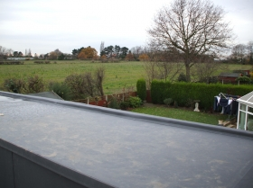 Reford - home extension development roof system