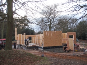 self built homes