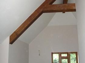 interior roof line