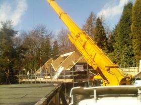 crane lift panels