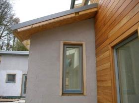 windows cladding render