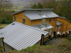roofing cladding full structure